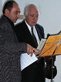 Musikalisches Lernen ist in jedem Alter möglich