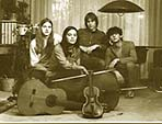 Band Fundevogel 1980