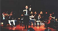 Salonorchester Musikschule Rosenheim 1992